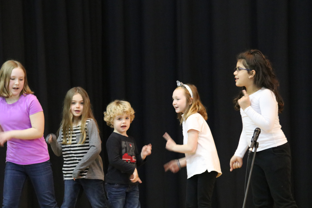 Theatreworks Live Acting Kids Improv Class