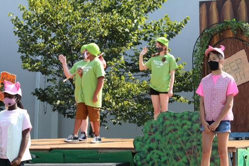 Theatreworks Live presents Shrek, Jr