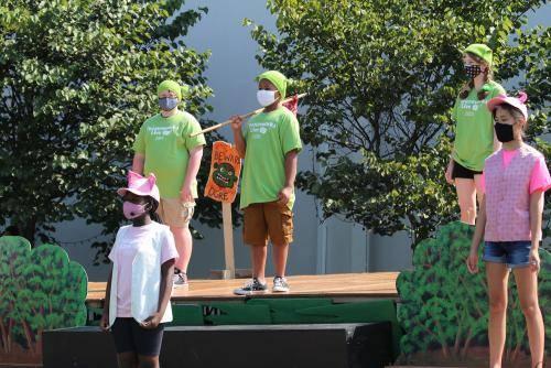 Theatreworks Live presents Shrek, Jr